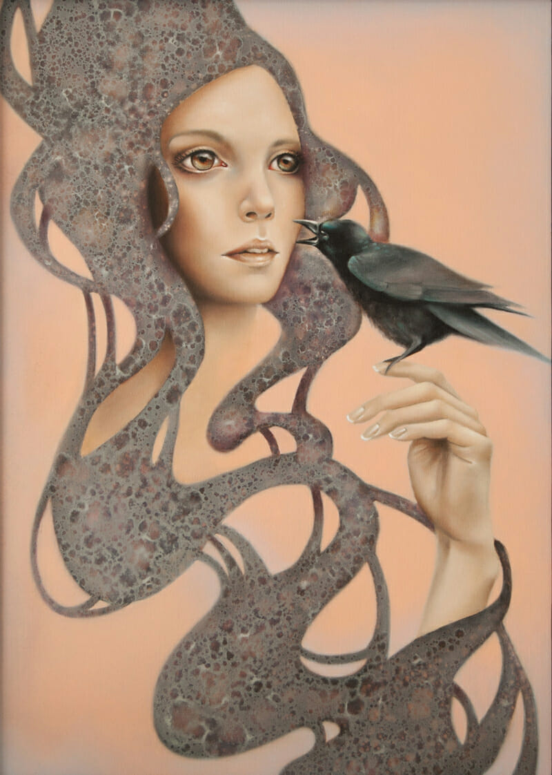Erica Calardo - Chaos // Kosmos - Pink Zeppelin Gallery