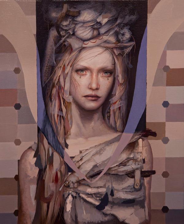 Dan Quintana Oil Painting 003
