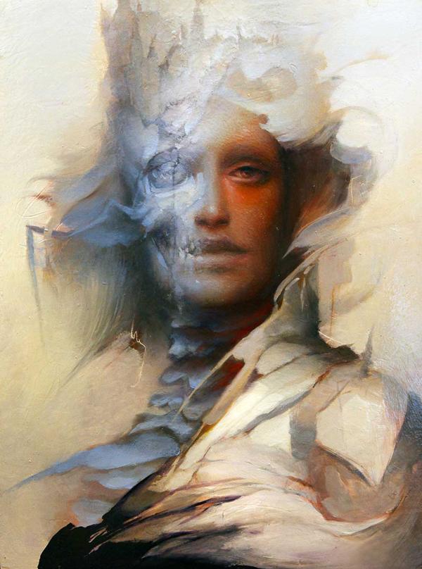 Dan Quintana Oil Painting 012