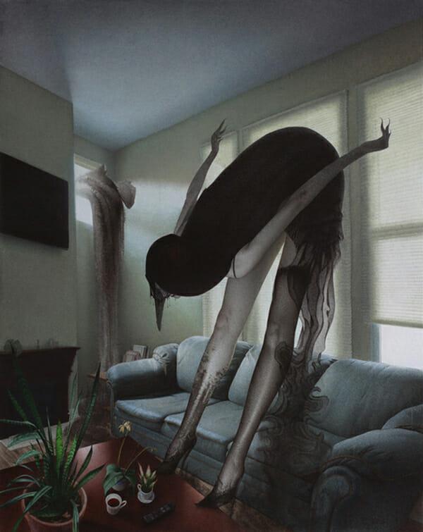 Eric Fortune Painting 001