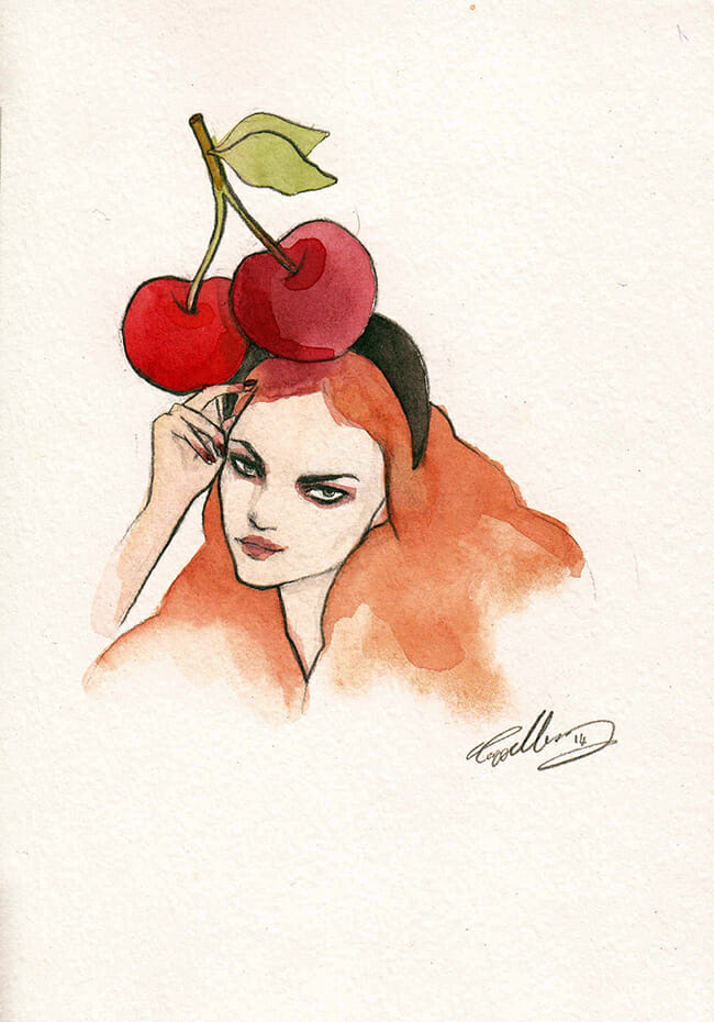 'Hyper-Cherries' by Pippa McManus_rightsize