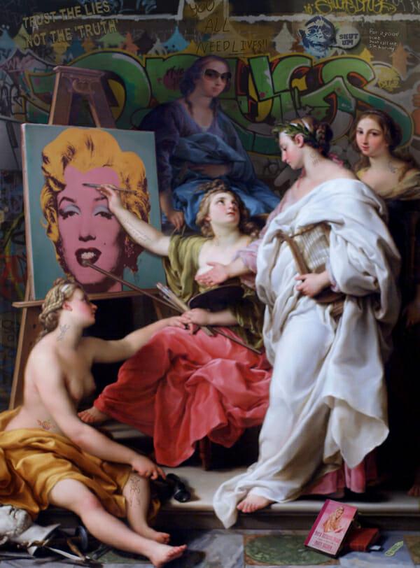 Marco Battaglini Painting 004