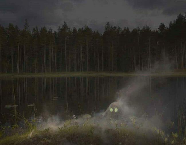 Ole Marius Jorgensen Photography at Baker + Hesseldenz Fine Art in Tucson Arizona