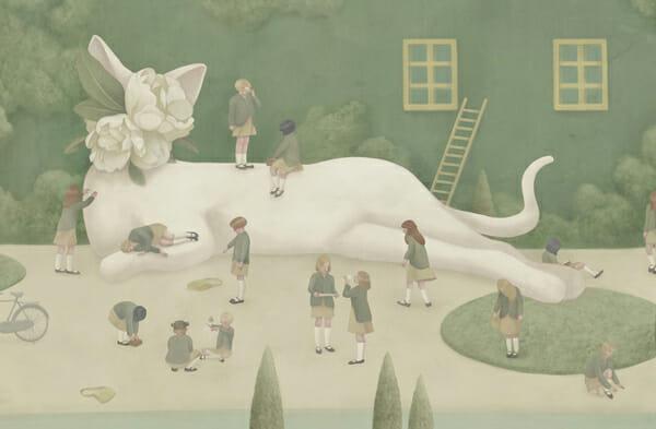 Hsiao Ron Cheng Illustration 005