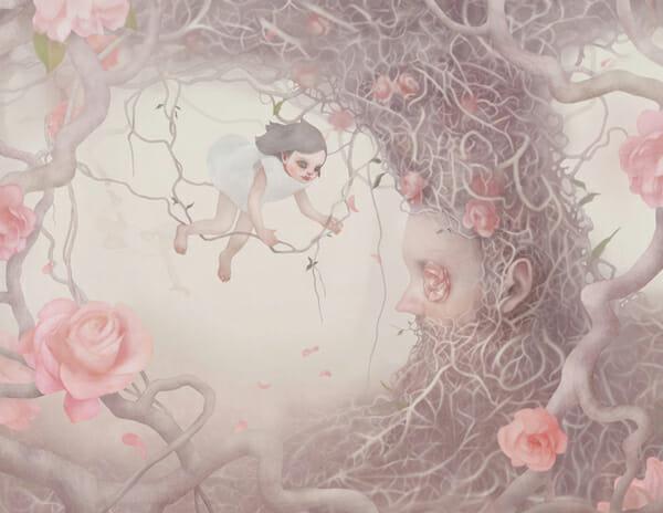 Hsiao Ron Cheng Illustration 007