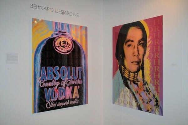bernard desjardins, la art show 2015
