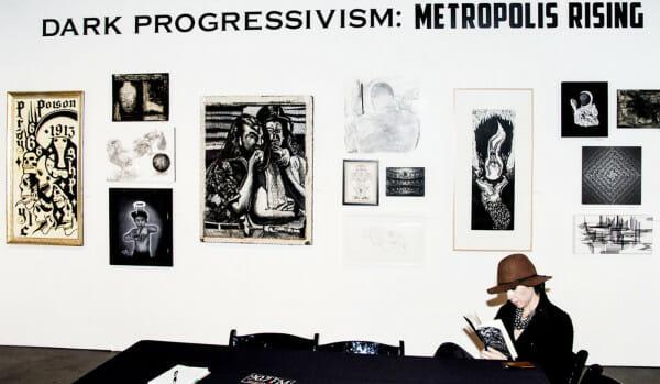 dark progressivism, la art show 2015