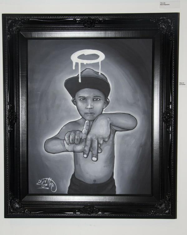 dark progressivism, la art show