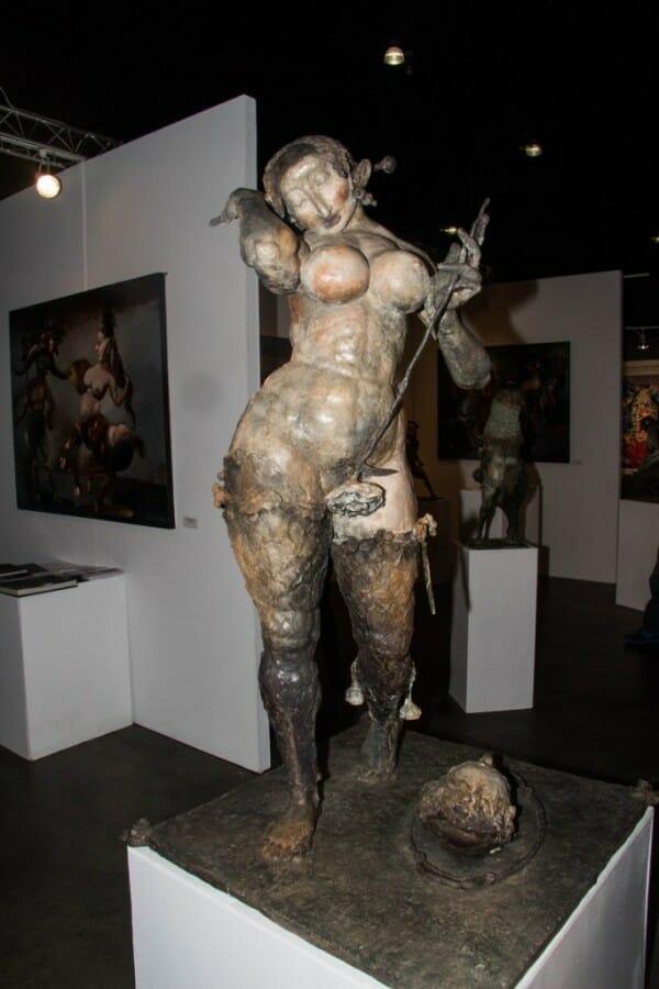 kazaz, la art show 2015