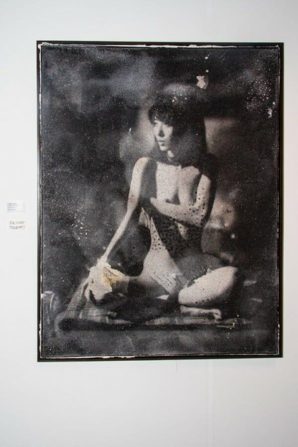 liu dadi, la art show 2015
