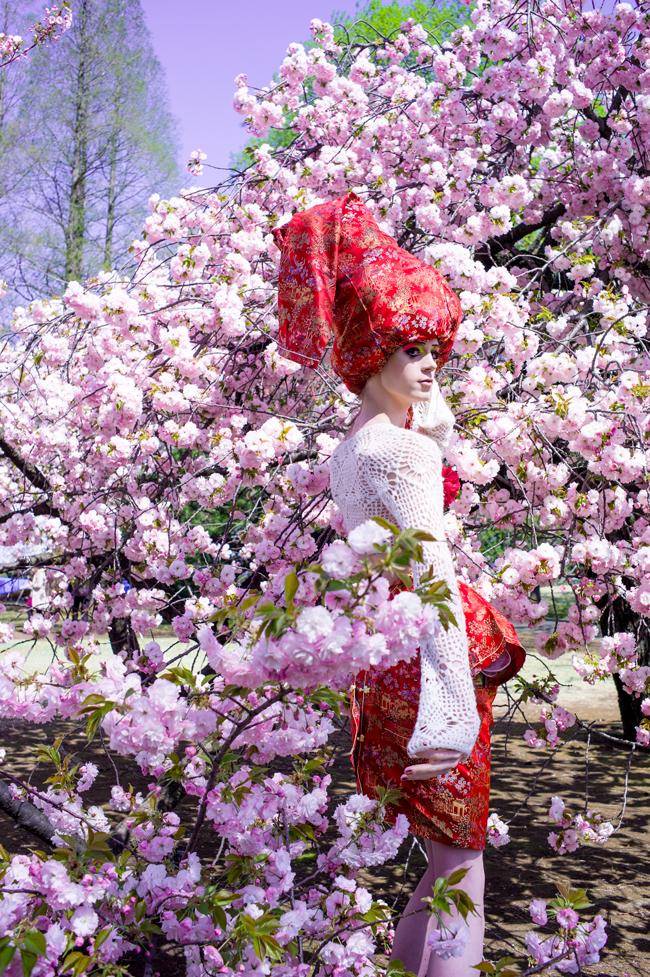Naoko Tachibana @ Vanilla Gallery, ??????????? feat. Yukiro Dravarious - Preview by beautiful.bizarre magazine