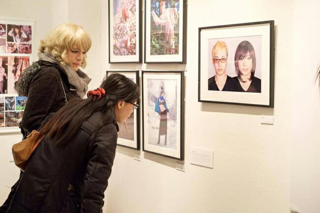 Naoko Tachibana @ Vanilla Gallery, ??????????? - Preview by beautiful.bizarre magazine