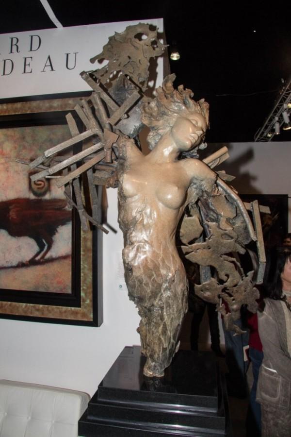 reines, la art show 2015