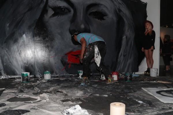 robert vargas, la art show 2015