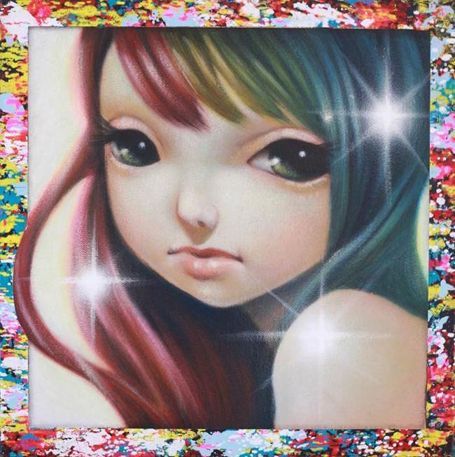 Yosuke Ueno - La Familia - Thinkspace 10th Anniversary Show - art exhibition preview by beautiful bizarre