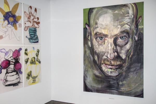 zhenya gershman, la art show 2015