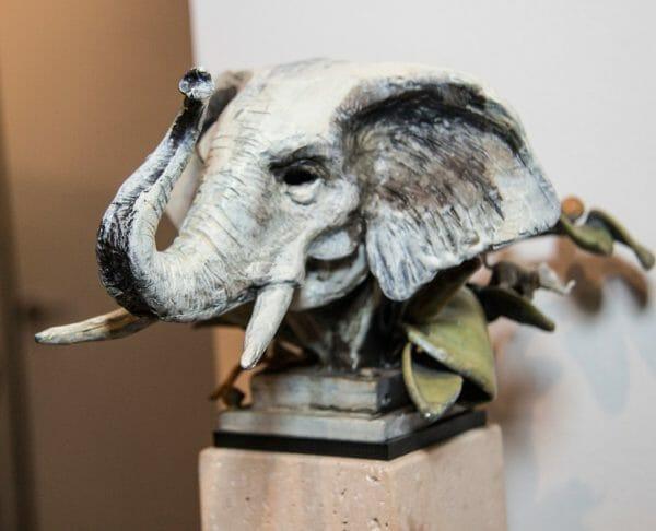 Ted Gall, Bleicher Gallery, Grayscale Wonderland