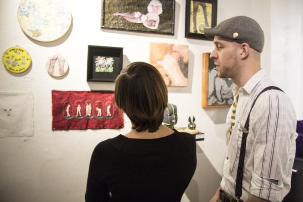 hive gallery, stitch fetish