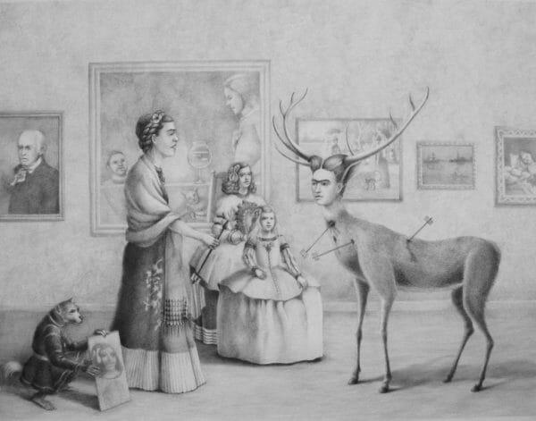 kate samworth, Bleicher Gallery, Grayscale Wonderland