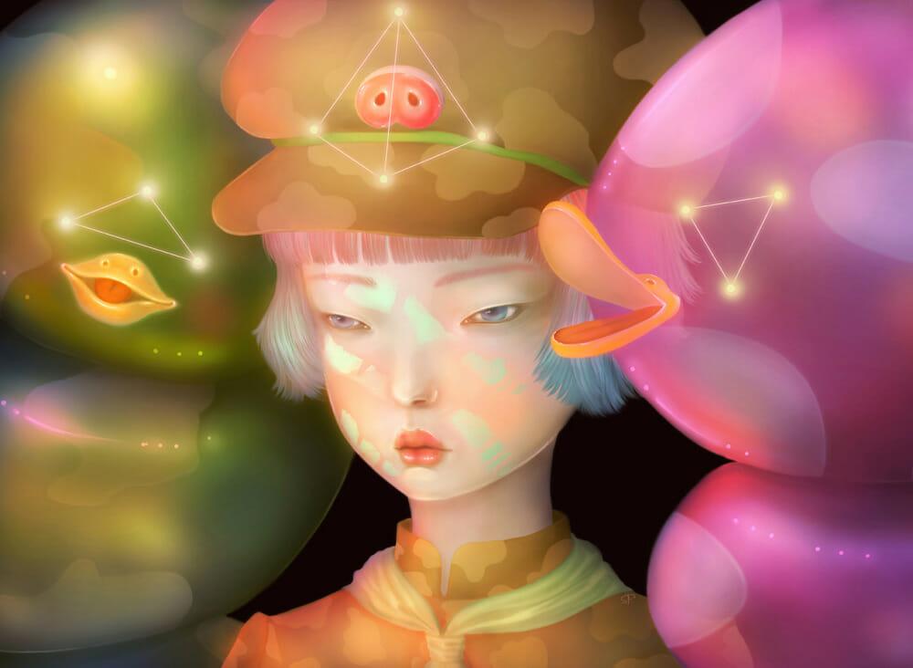 Sonya Fu, dreamlands