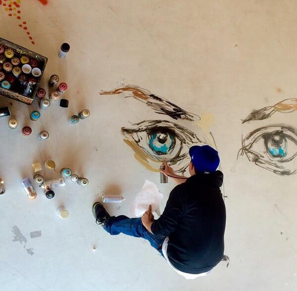 Open Walls @ DAX Gallery Costa Mesa - art in OC
