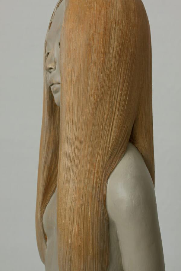 Arise - Sculpture by Gosia - Adrift @ Marcas Contemporary Santa Ana