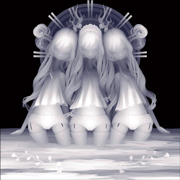 Three Friends by Kazuki Takamatsu - Art Exhibition at Dorothy Circus Gallery