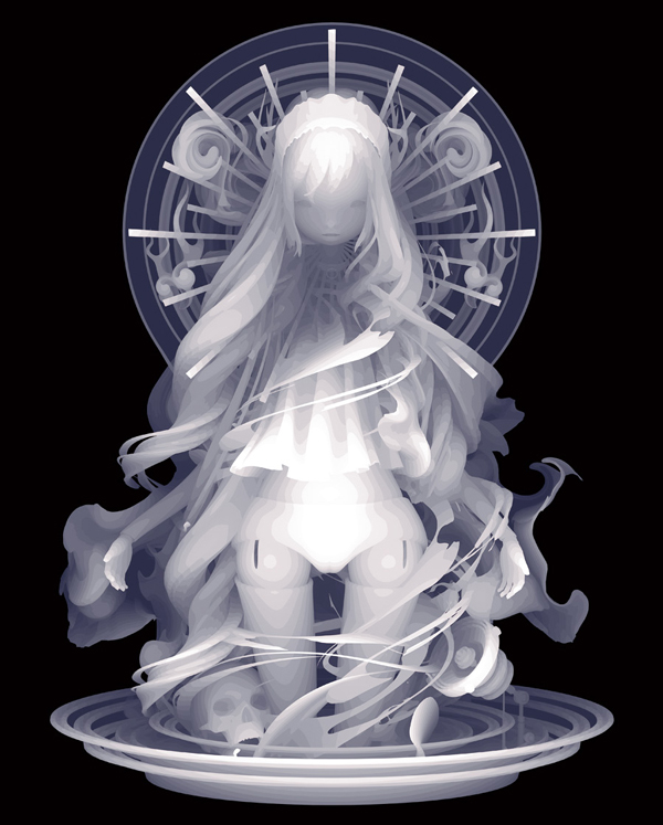I Can DoIt Because I am a Doll by Kazuki Takamatsu - art exhibition at Dorothy Circus Gallery