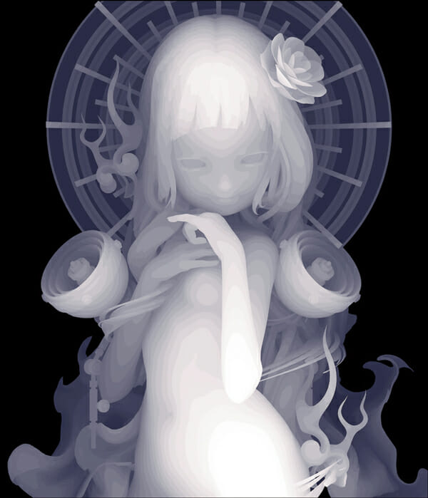 Shall I Save You? by Kazuki Takamatsu - art exhibition at Dorothy Circus Gallery