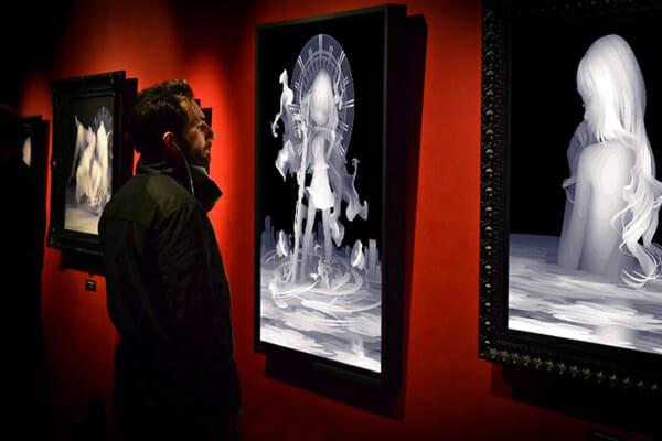 Kazuki Takamatsu art exhibition at Dorothy Circus Gallery