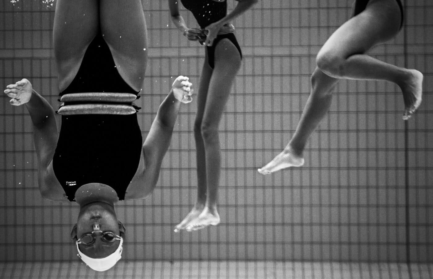 Underwater Grace