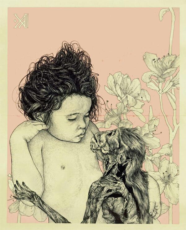 Kikyz1313 Watercolour 005