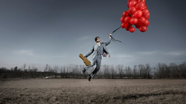 Angus Rowe Macpherson - levitation photography