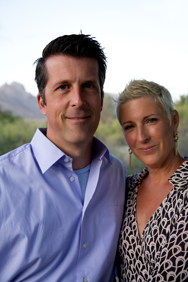 Scott Baker and Mary Ann Hesseldenz @ Baker Hesseldenz Fine Art Gallery in Tucson, Arizona - An interview with beautiful.bizarre art quarterly