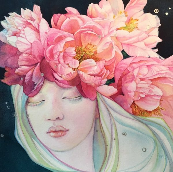tracy_lewis_pink_yellow_blue_beautifulbizarre14
