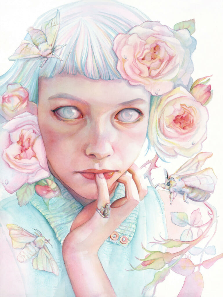 tracy_lewis_pink_yellow_blue_beautifulbizarre6