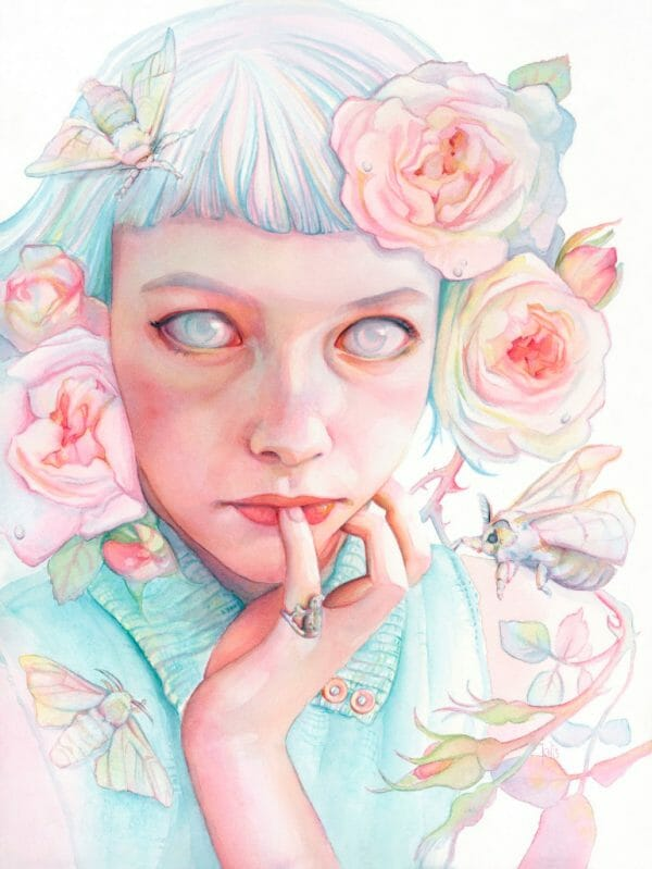 tracy_lewis_pink_yellow_blue_beautifulbizarre6