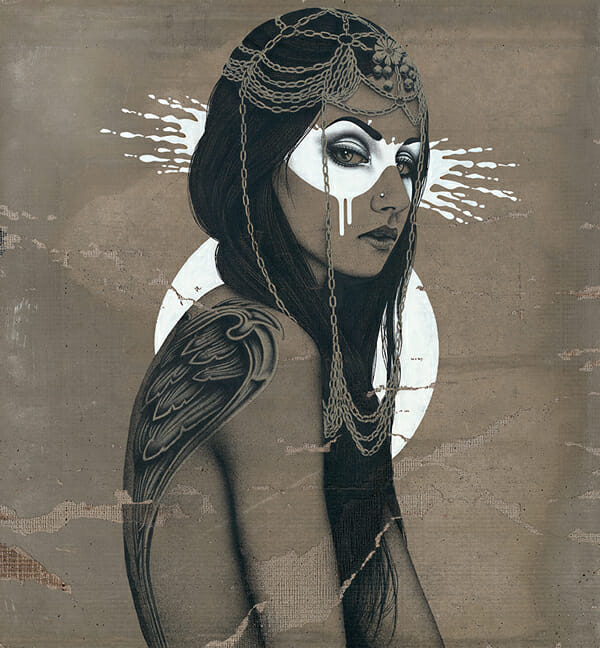 """Valkyria"" by Fin DAC @ CAVE Gallery"