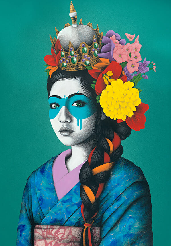 """Delicate"" by Fin DAC @ CAVE Gallery"