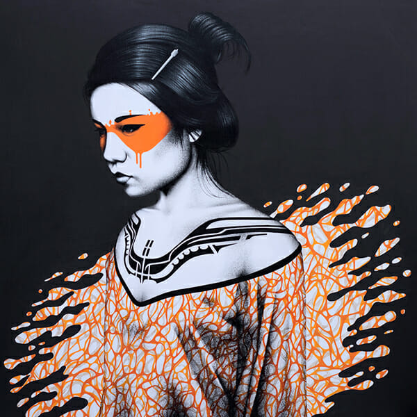 """Tanana"" by Fin DAC @ CAVE Gallery"