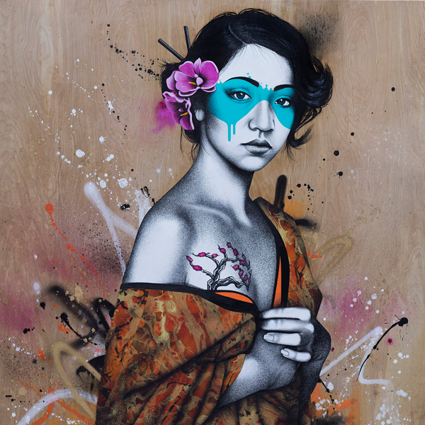 """Orinoko"" by Fin DAC @ CAVE Gallery"