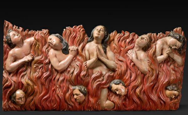 Anonymous Sculpture Animas Solus