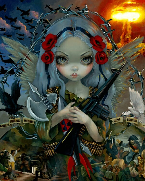 Jasmine_Becket-Griffith_beautifulbizzare_015