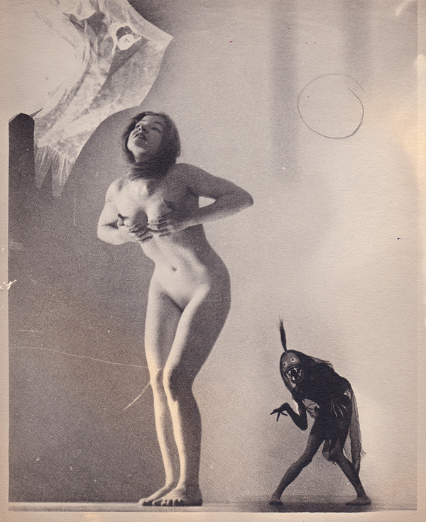 William Mortensen Photograph 1