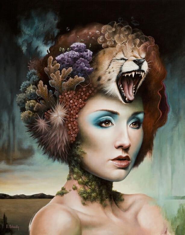 """""""Natura"""" by Scott Scheidly"""