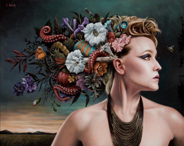 """""""Efflorescence"""" by Scott Scheidly"""