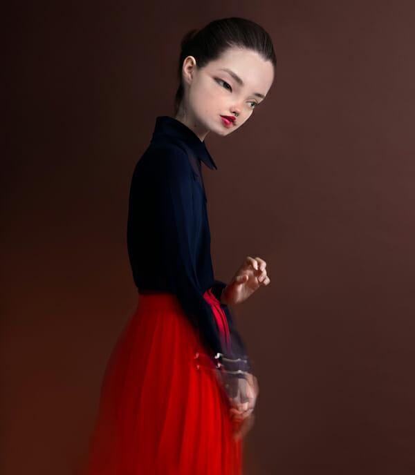 Cecilia Avendano Digital Portraiture 004