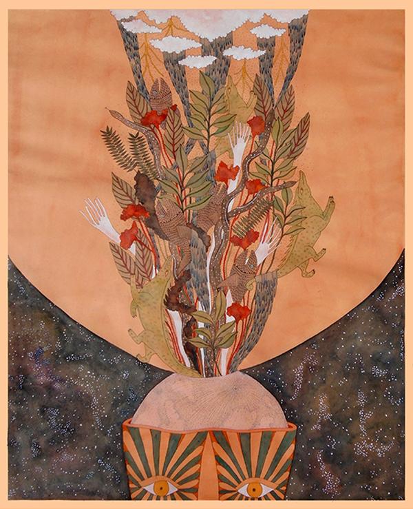 Rithika Merchant Painting 012