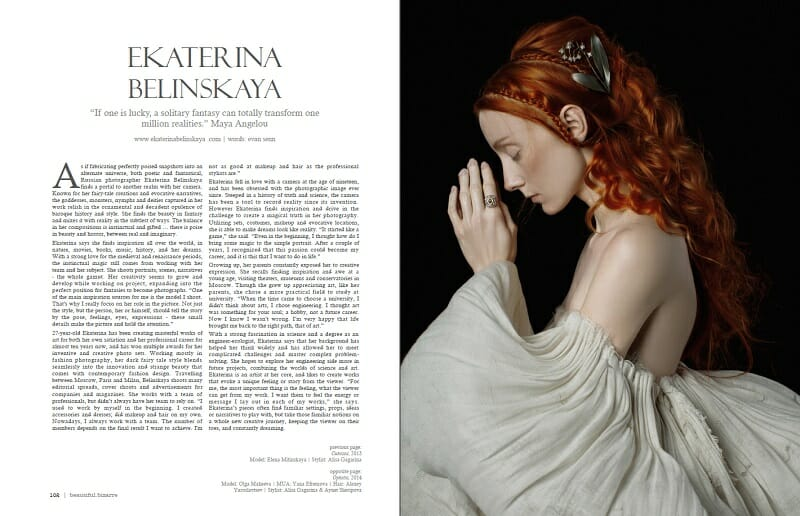 beautifulbizarre_Ekaterina Belinskaya