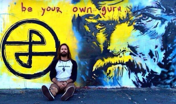 guru, patrick fisher, gamut, camarillo art, mural